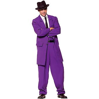 Purple Zoot Suit Adult