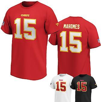 Kansas City Chiefs #15 Patrick Mahomes NFL Paita