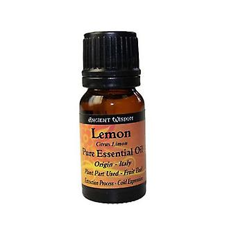 Lemon Essential Oil 10 ml or 0.34 fl oz