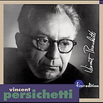 V. Perischetti - Vincent Persichetti [CD] USA import