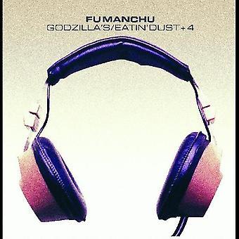 Godzilla's / Eatin' Dust +4 [CD] USA import