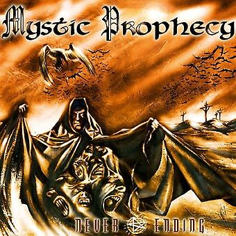 Mystic Prophecy - Never Ending [CD] USA import
