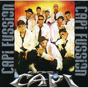 Los Capi - Capi Fussion [CD] USA import