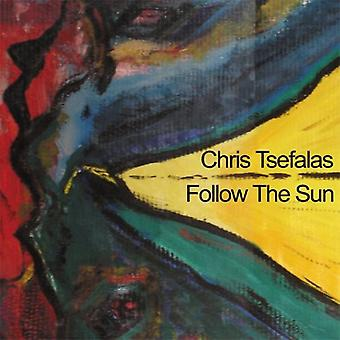 Chris Tsefalas - Follow the Sun [CD] USA import