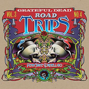 Road Trips Vol.3 No. 4 - Penn State / Cornell '80 [CD] USA import