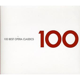 100 Best Opera Classics - 100 Best Opera Classics [CD] USA import