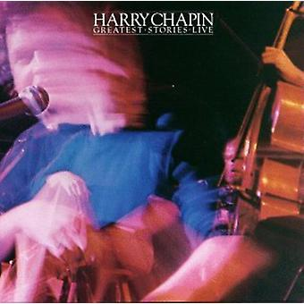 Harry Chapin - Greatest Stories Live [CD] USA import