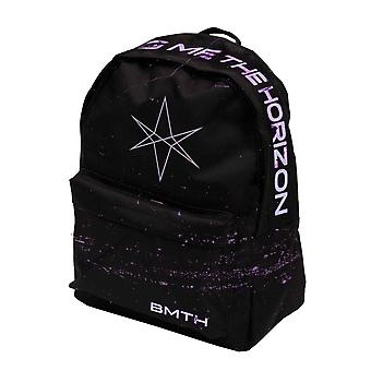 Bring Me The Horizon Backpack Bag Amo Band Logo new Official Rocksax Black