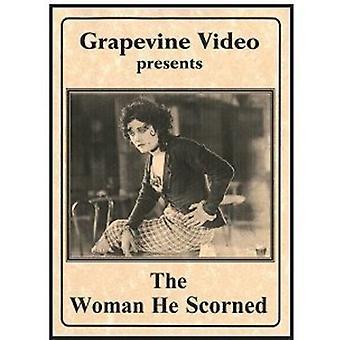 Woman He Scorned/Way of Lost Souls (1929) [DVD] USA import