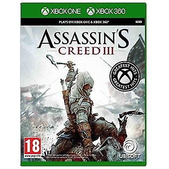 Assassins Creed 3 Klassiekers Xbox 360 Game