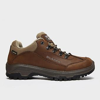 Scarpa Women's Cyrus GTX Walking Shoes Brown