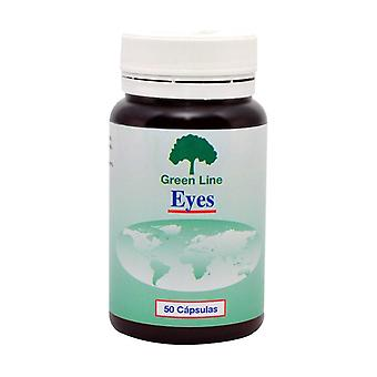 Green - Eyes 50 tablets