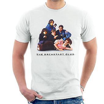 The Breakfast Club Movie Poster Portrait Men's T-Shirt