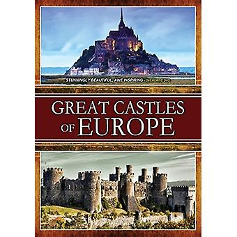 Great Castles of Europe [DVD] USA import