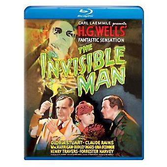 Invisible Man [Blu-ray] USA import
