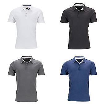 James and Nicholson Mens Polo manches courtes