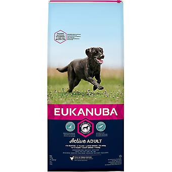 Eukanuba Active Adult Large - Breed Chicken - 12kg