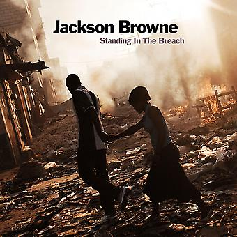 Jackson Browne - Standing in the Breach [CD] USA import