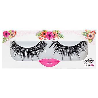 Lash XO Premium False Eyelashes - Doll Up - Natural yet Elongated Lashes