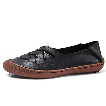 Mickcara mulheres 's slip-on loafer l853
