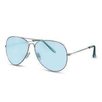 Sunglasses Unisex pilot silver/blue (CWI2131)
