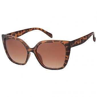 Sunglasses Women's sport A60780 14.5 cm brown