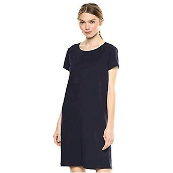 Brand - Daily Ritual Women's Lived-in Cotton Crewneck T-Shirt Dress