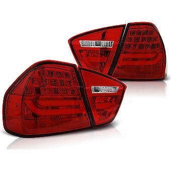 Światła tylne BMW E90 03 05-08 08 RED LED STRIP