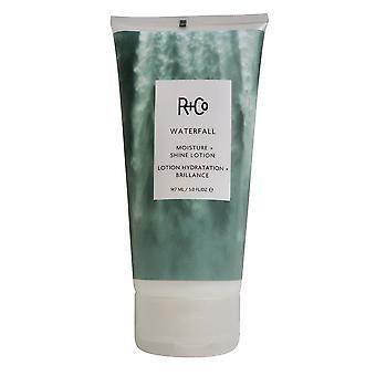 R&Co Waterfall Moisture & Shine Lotion 5 OZ