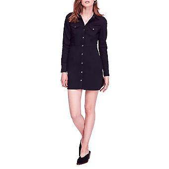Free People | Dynomite Denim Mini T-Shirt Dress