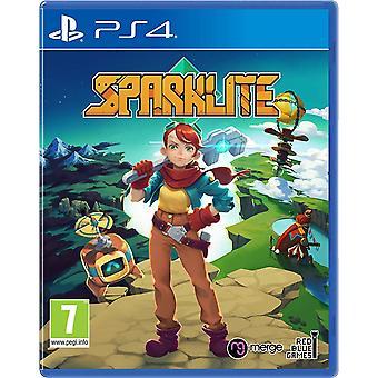 Jeu de Sparklite PS4