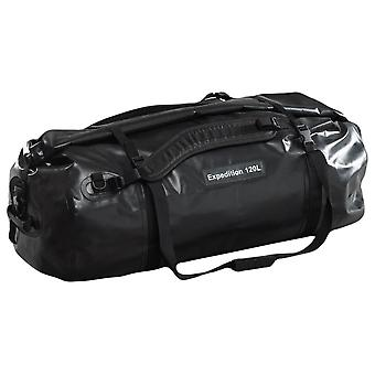 Caribee Expedition Wet 120L Roll Bag - Black