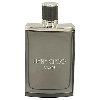 Jimmy Choo Man Eau De Toilette Spray (Tester) By Jimmy Choo 3.3 oz Eau De Toilette Spray
