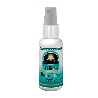Source Naturals Wellness Herbal Spray, 2 Oz