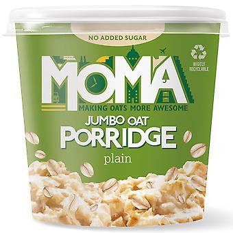 Moma Gluten Free Jumbo Oat Plain Porridge Pots