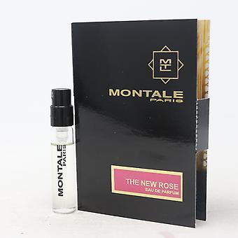The New Rose by Montale Paris Eau De Parfum Vial 0.07oz/2ml Spray New