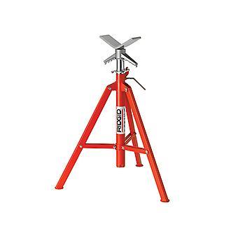 RIDGID VF-99 V-Head Folding Pipe Stand 22168 RID22168
