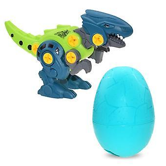 4 Types Nut Detemety Dinosaur Egg With Screw Driver Jouet Garcon