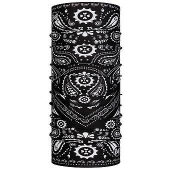 Buff Cashmere Adults Headwear - Black