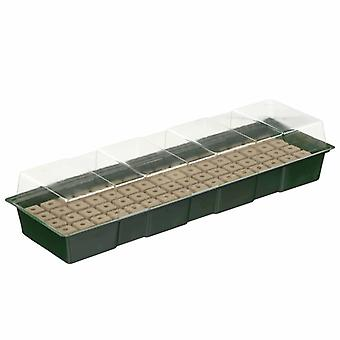 Nature Mini Greenhouse Set 4x16 Cells