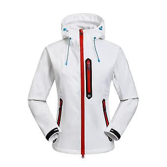 Waterproof Hooded Women's Snowboard Jacket