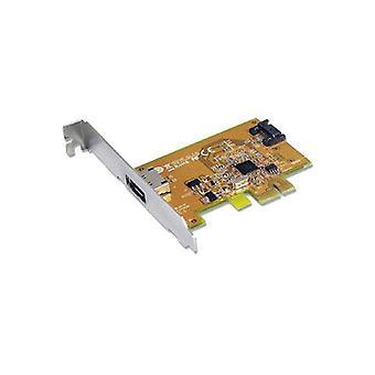 Sunix SATA1616 PCI Express SATA 3 Kortti 6Gbits