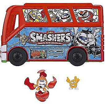 Smashers Team Bus - Series 1