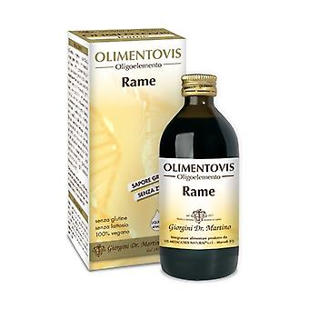 RAME OLIMENTOVIS 200ML None