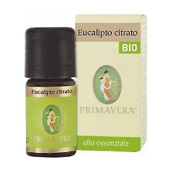 Eucalyptus Citrate Bio Essential Oil 5 ml of essential oil