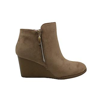 Style & Co. Womens wynonaa Suede Almond Toe Ankle Fashion Boots
