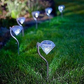 Solar Diamond Lights