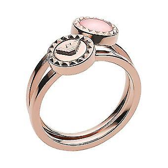 Emporio Armani - Ring - Ladies - EGS2694221 - ESSENTIAL - Ring width 56