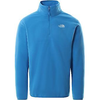 The North Face 100 Glacier 14 Zip T92UARW8G universelle vinter mænd sweatshirts