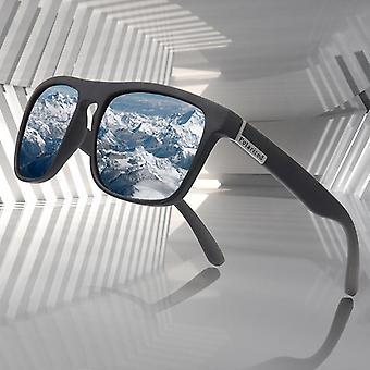 أزياء الاستقطاب النظارات الشمسية الرجال الفاخرة العلامة التجارية مصمم خمر القيادة في الهواء الطلق